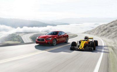 اماراتيون سيحظون بفرصة قيادة سيارة فورمولا 1 حقيقية