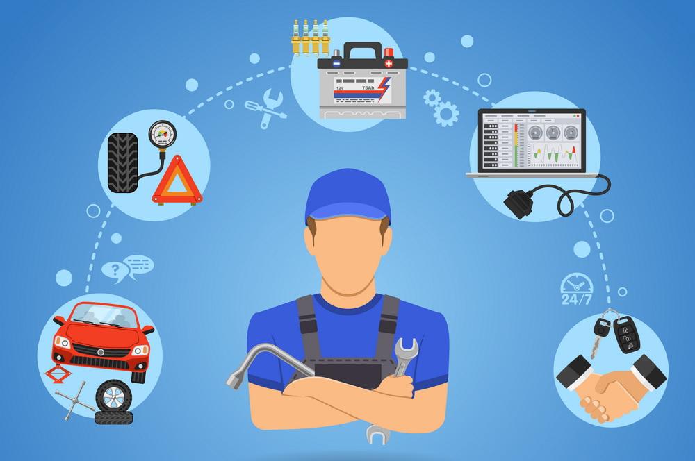 إجراء الصيانة المناسبة للحصول على أرخص قسط تأمين للسيارة<br />