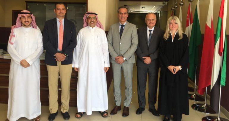 فولفو السعودية إلى مقر هيئة التقييس لدول مجلس التعاون الخليجي