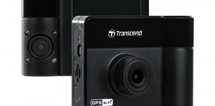 كاميرا السيارات الجديدة من ترانسيند تنال ميزات مثيرة للاهتمام