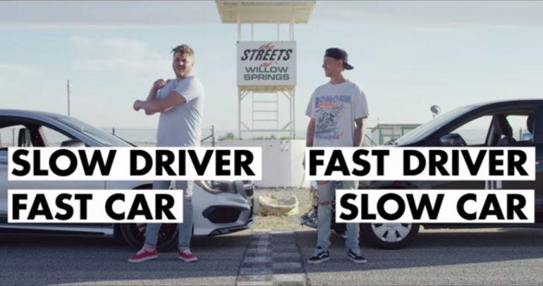 من يؤمن الفوز في عالم السرعة: السائق أم السيارة؟