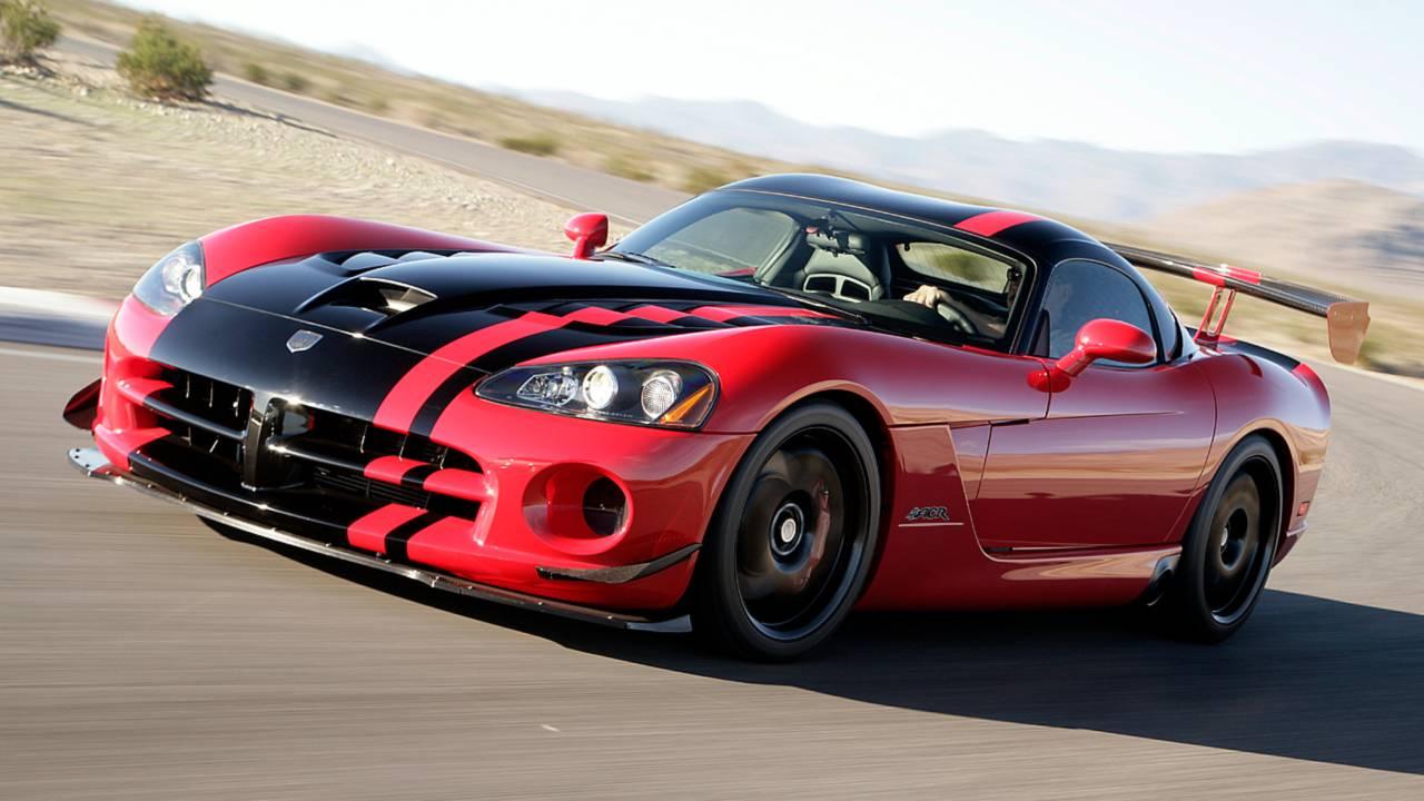 أسرع 10 سيارات أمريكية