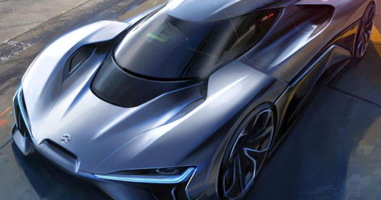مهرجان جوودوود للسرعة يتألق بالسيارات الكهربائية