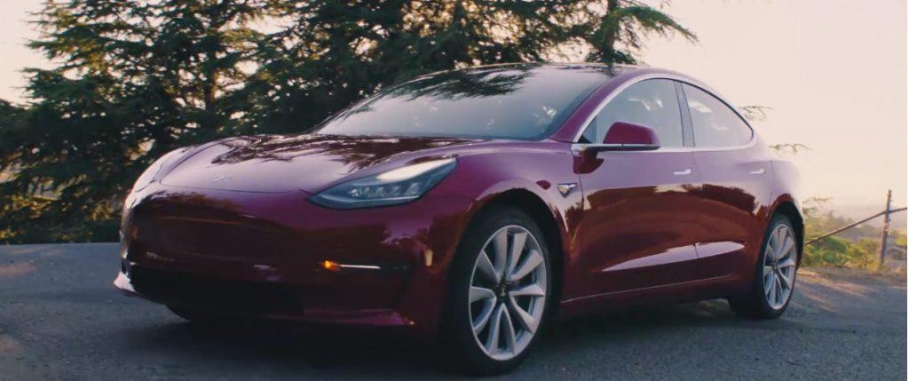 تسلا Model 3