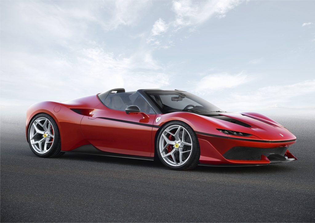 أبرز 10 سيارات ذات اصدار محدود من فيراري