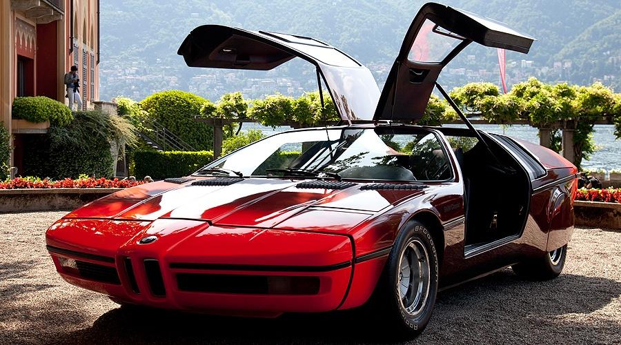 السياراتالإختبارية من بي إم دبليو