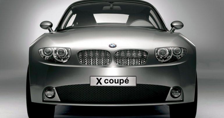 السيارات الإختبارية من بي إم دبليو تحولت لاحقا للإنتاج التجاري