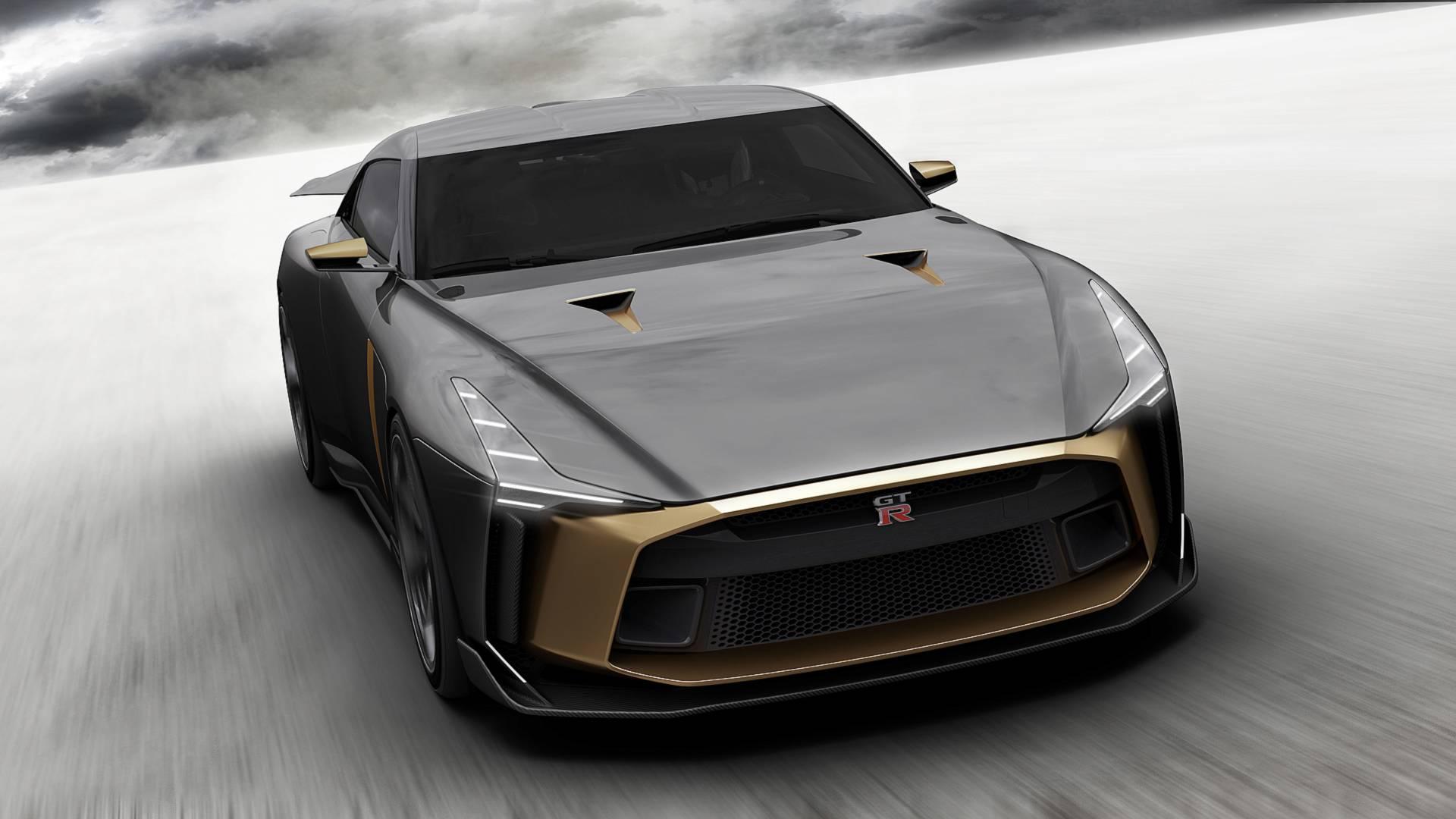 نيسان GT-R50