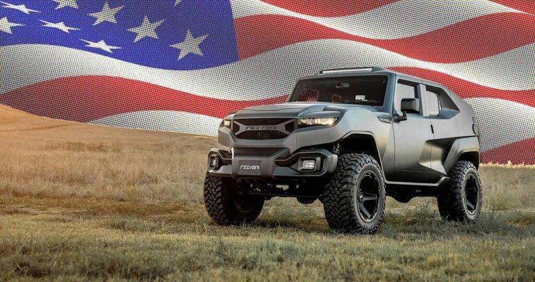 سيارة أمريكية
