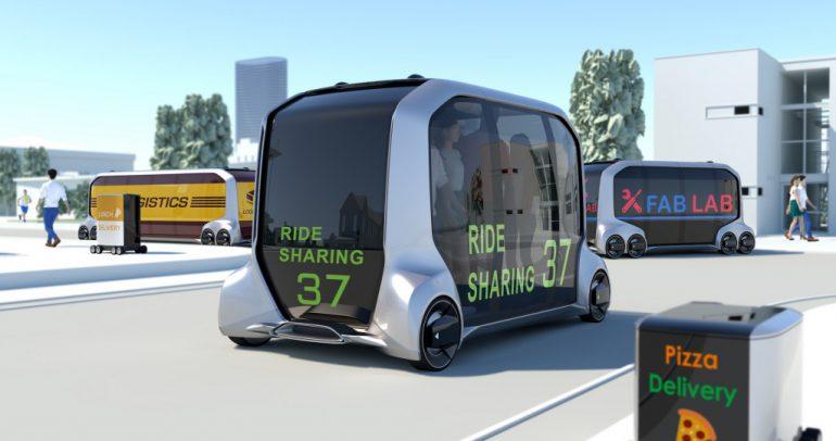 تويوتا تقدم سيارات ذاتية القيادة من المستوى الرابع لخدمة دورة الألعاب الأولمبية في طوكيو 2020