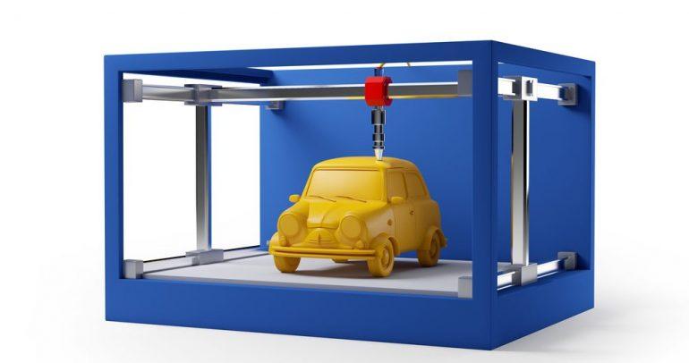استخدام الطباعة ثلاثية الأبعاد لتخفيض وزن السيارات !