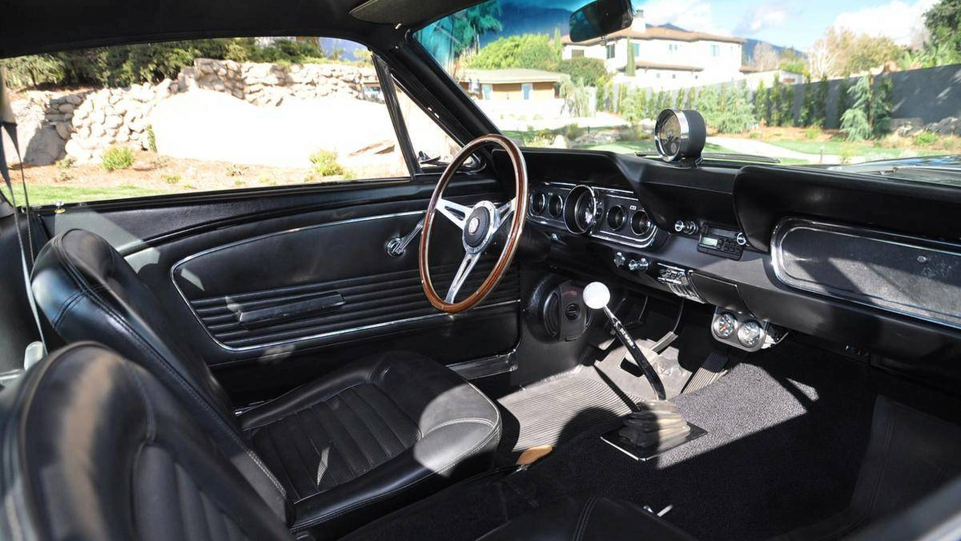 فورد موستانج شيلبي GT350H