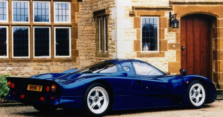 نيسان R390 GT1 الاختبارية التي لم تسلك خط الانتاج