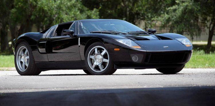 النموذج الاختباري من فورد GT