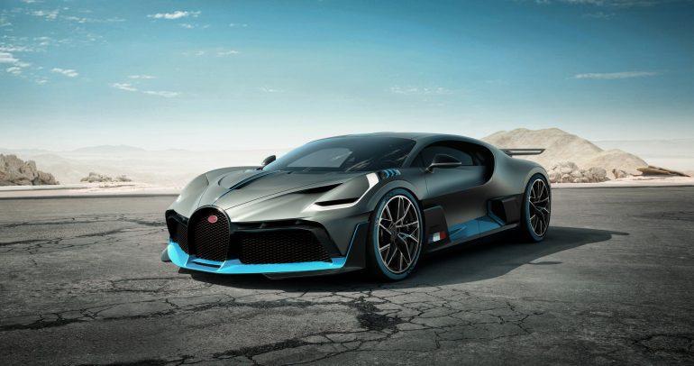 بوجاتي ديفو الجديدة تفتح فصلا جديدا في عالم السرعة… والسعر!