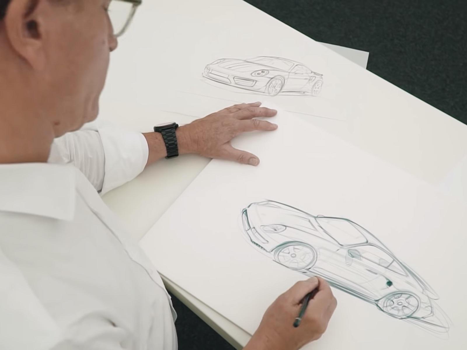 نسخة التيربو من طراز 911 فئة 993 من بورشه