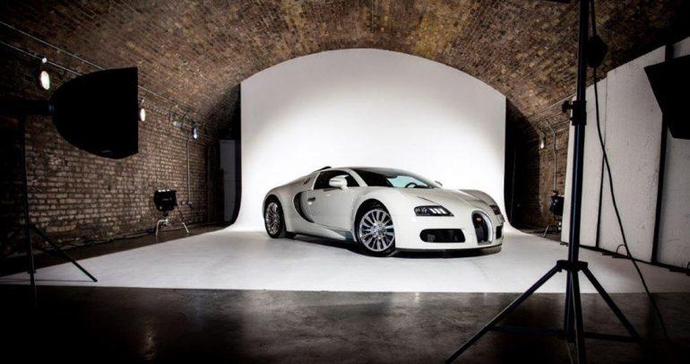 عرض سيارتين من بوجاتي فيرون جراند سبورت فيتيسي للبيع لعشاق التميز