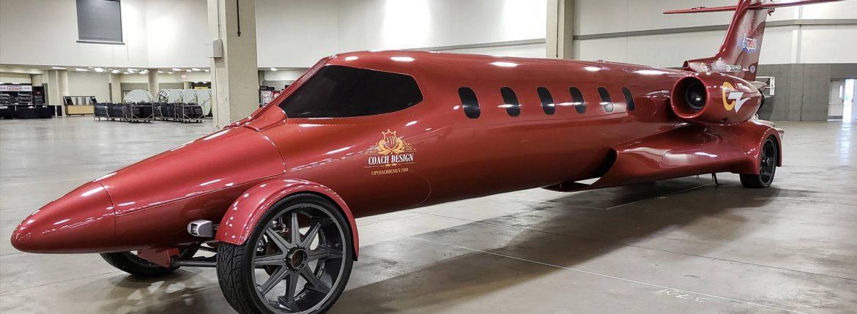 سيارة الليموزين