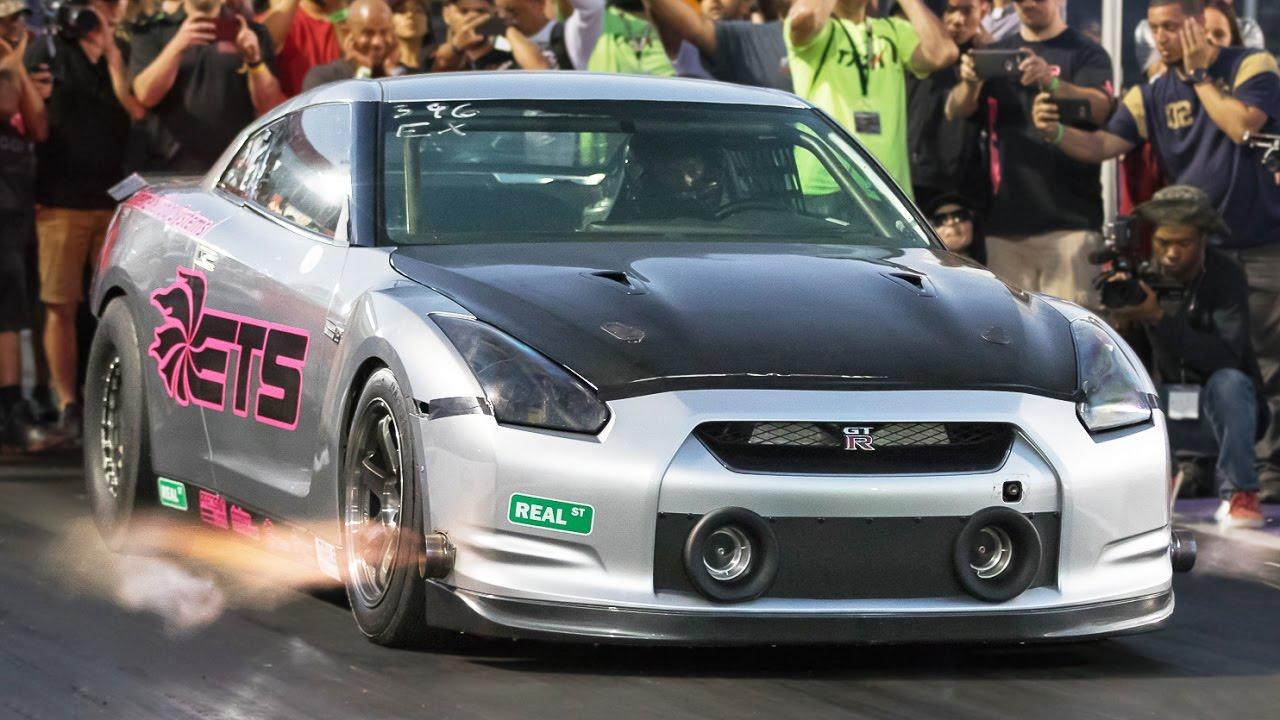نيسان GTR