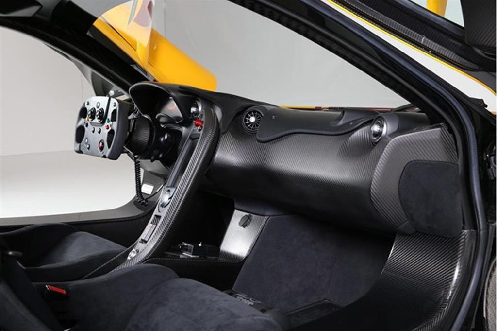 ماكلارين P1 GTR