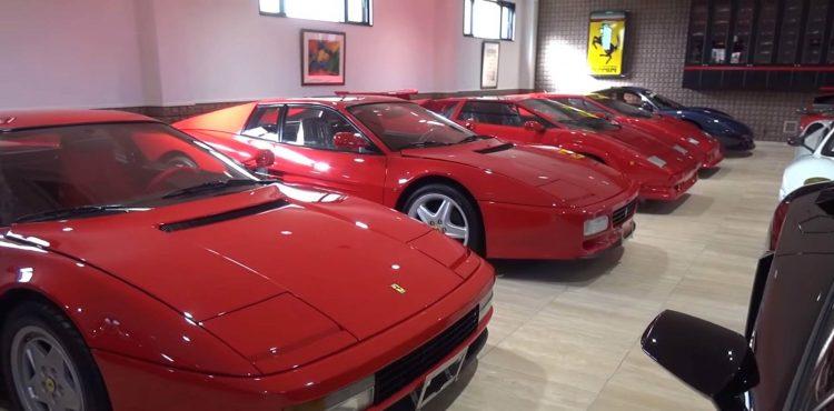 مجموعة السيارات الخارقة