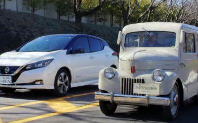 بطاريات نيسان ليف تتفوق في عالم السيارات الكهربائية 3