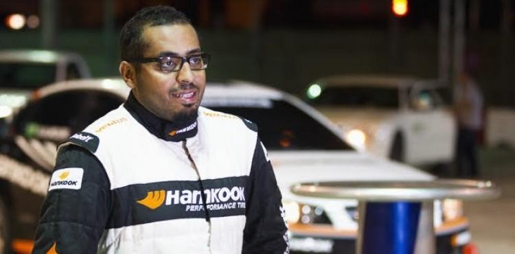 سعيد الموري يستعد لنهائي بطولة الدرفت 2018