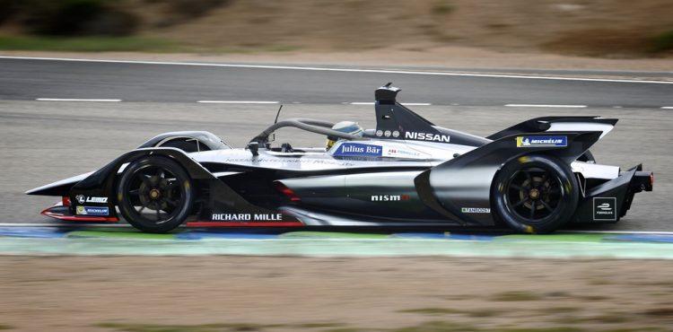 من سيقود سيارة نيسان الكهربائية في بطولة فورمولا إي؟