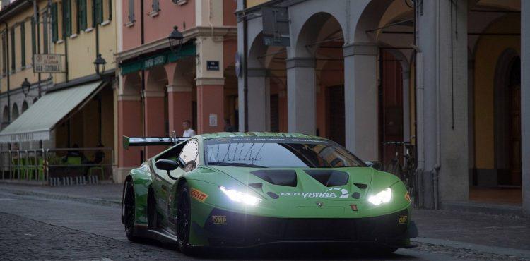 لامبورجيني هوراكان GT3 ايفو