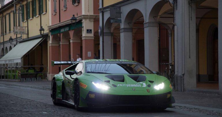 لامبورجيني هوراكان GT3 ايفو بتحديثات جديدة