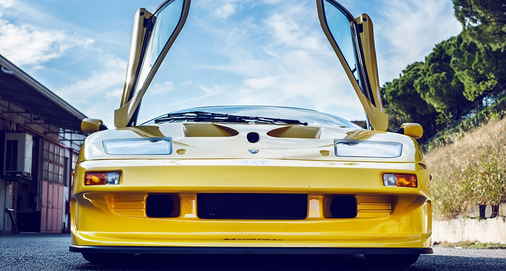لامبورجيني ديابلو GT1 ستاردال