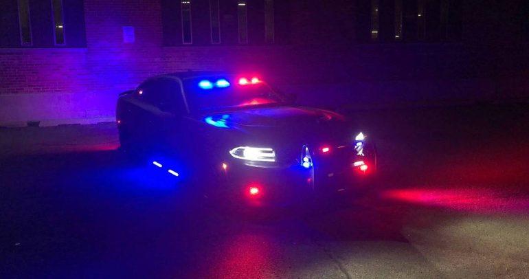 دودج شارجر هيلكات في خدمة الشرطة