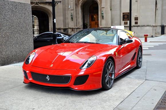 فيراري 599 GTO : مميزات لم تعرفها من قبل عن هذه السيارة