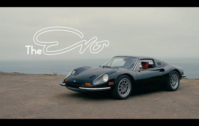 فيراري دينو مميزة مزودة بمحرك F40