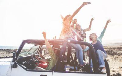 تأثير الأصدقاء على نوعية القيادة سلبي أم إيجابي؟
