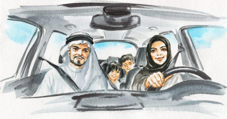 سوق السيارات السعودي يمر بعملية تحول سريعة!