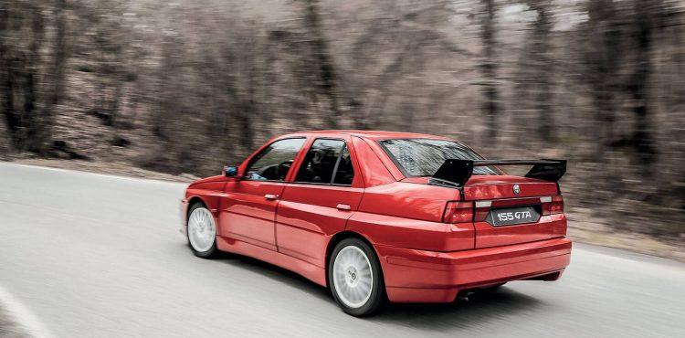ألفا روميو 155 GTA ستاردال