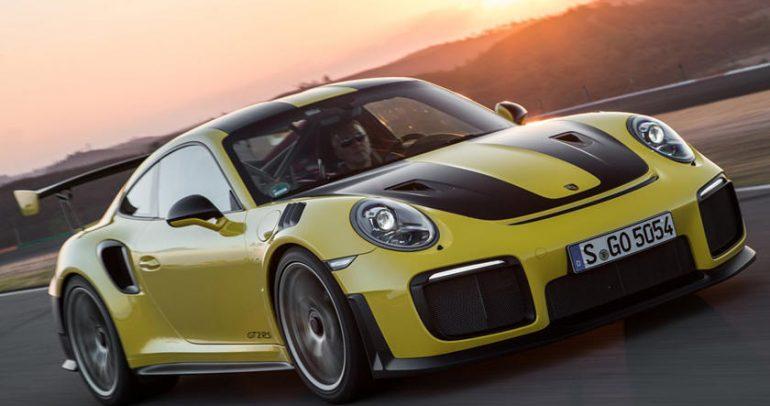 بورشه 911 GT2 RS للمبادلة مع …جزيرة !!!!