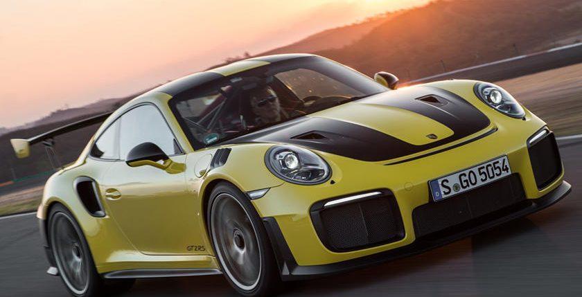 بورشه 911 GT2 RS