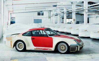 السياراتالإختبارية المميزة من شركة بورشه
