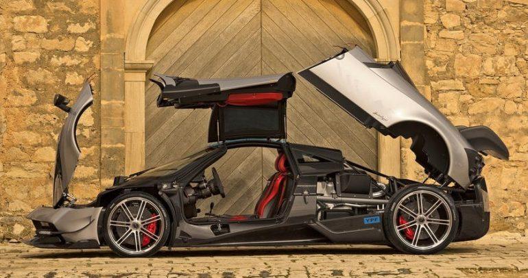 سيارات تم استلهام أسمائها من مشاهير عالم السيارات