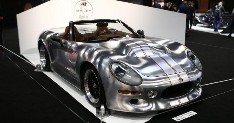 الكشف عن شيلبي سيريز 2 في معرض باريس للسيارات لعام 2018