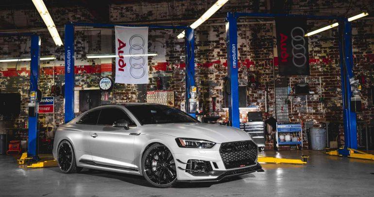 شركة ABT تتألق في معرض سيما للسيارات المعدلة
