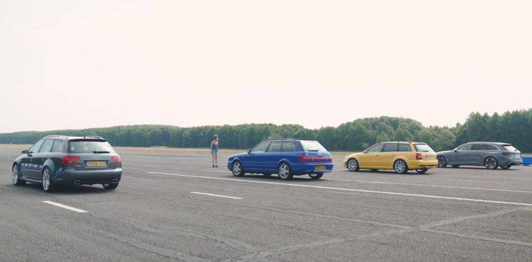 أودي RS4