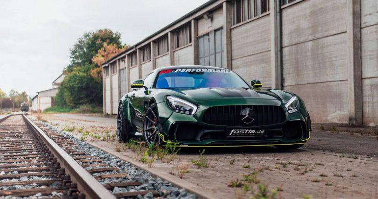 مرسيدس-بنز AMG GT