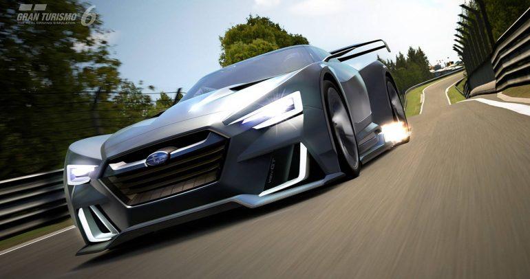 هل سنرى سيارة سوبارو بمحرك ذو وضعية وسطية؟