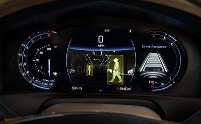 أنظمة الأمان في سيارات جنرال موتورز تقلل الحوادث