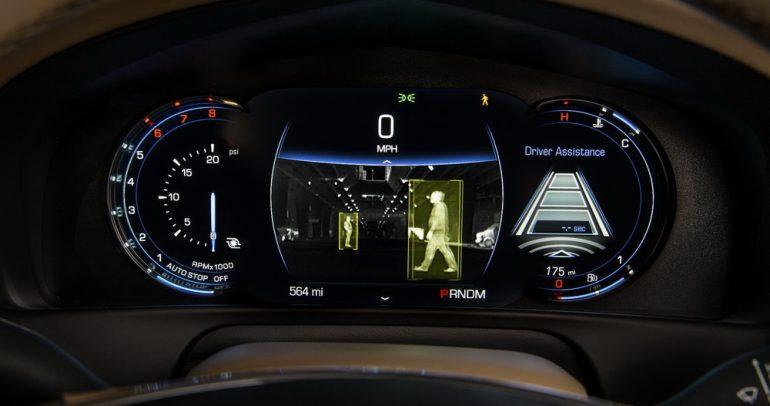 أنظمة الأمان في سيارات جنرال موتورز تقلل الحوادث!