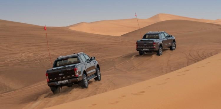 المعدات اللازمة للتنقل في الصحراء