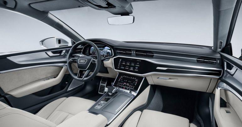 اودي A7 Sportback نسخة رياضية وفاخرة بأربعة أبواب